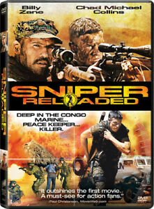 SNIPER: RELOADED (WS) NEW DVD