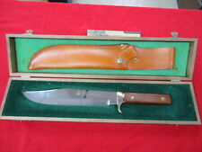 Puma Original Bowie Knife. Germany. 12 6356. Vintage ca 1986