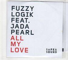 (GT131) Fuzzy Logik ft Jada Pearl, All My Love - 2011 DJ CD