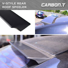 Unpainted For 94-01 Audi A4 B5 Sedan V-Style Rear Roof Spoiler Wing