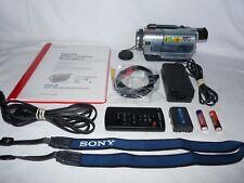 Sony DCR-TRV530 Digital8 Digital 8 HI8 8mm Video8 HI 8 Camcorder Player Camera