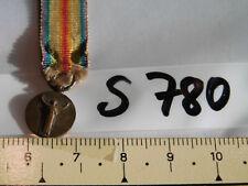 Orden Frankreich Miniatur Victory Medal (s780)