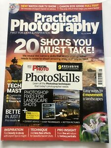 Practical  Photography Magazine With CD - May  2014