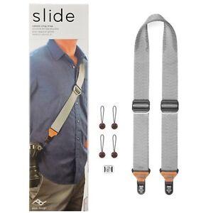 Peak Design SL-AS-3 Slide Sling Shoulder Neck Camera Strap Anchor Mount - Ash