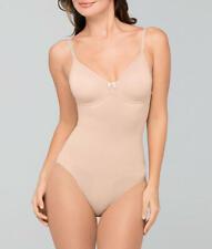 Body Wrap Firm Control Seamless Bodysuit Shapewear - Women's #44001