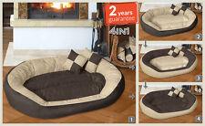 BedDog XL - Saba Melange - Waterproof, Very durable, Easy to clean, 4 beds in 1