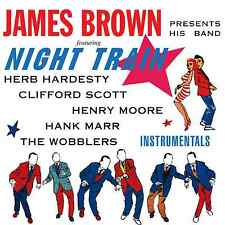 James Brown – Night Train CD