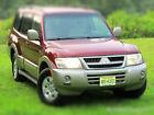 2004 Mitsubishi Montero Limited 2004 MITSUBISHI MONTERO LIMITED 4WD ... 81,304 Original Miles