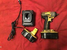 ELECTRIC IMPACT GUN- DEWALT 18 VOLT- 3/8 DRIVE