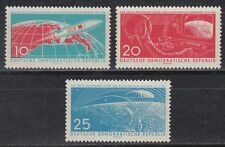 DDR East Germany 1961 ** Mi.822/24 Weltraum Space Gagarin Wostok