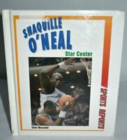 Shaquille O'Neal : Star Center  (ExLib) by Glen Macnow