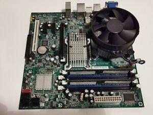Intel Core2Quad Q6600 2.4GHz + DQ35JO Motherboard + Cooler + 4GB Bundle LGA775
