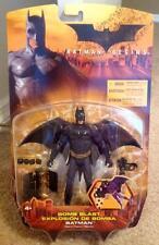 2005 Dc Comics Batman Begins Bomb Blast Batman Action Figure New Moc