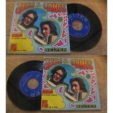 JESS & JAMES - Nubles Rare Spain PS 7' Garage Pop Dutch 69'