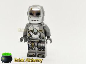 Genuine LEGO Marvel Avenger's Minifigure - Iron Man MK 1 Armor - from set 76125