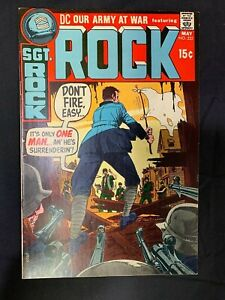 Our Army at War #232 DC Comics May 1971 Sgt. Rock