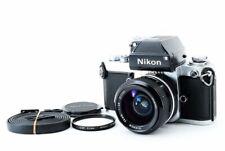 Nikon F2 Photomic 35mm SLR Camera Body w/ 24mm F2.8 ai Lens Japan [Exc+++]