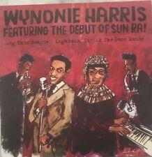 WYNONIE HARRIS feat.SUN RA Dig This Boogie / Lightnin' Struck The Poor House
