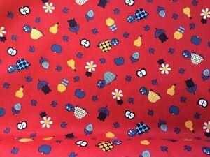 cotton 100% red turtles Children nursery masks