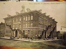 5x7 Photo Reprint Stapleton P.S. 14 Staten Island New York City Nyc