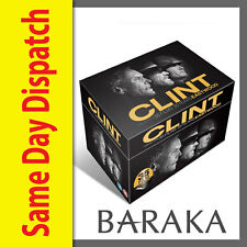 """Clint Eastwood: 35 Films 35 Years DVD Collection 2010 """"dent sale"""""""