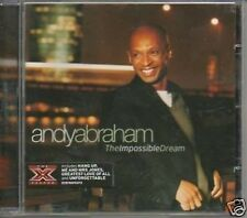 (777E) Andy Abraham, The Impossible Dream - 2006 CD