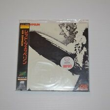 LED ZEPPELIN - S/T - 1997 FIRST PRESS JAPAN CD mini LP