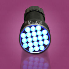 21 LED Ultra Violet UV Light Flashlight Lamp for LOCA Glue Curin S2, S3, S4 Note