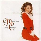 "Mariah Carey ""Merry Christmas"" CD Album Inc All i want for xmas BRAND NEW SEALED"