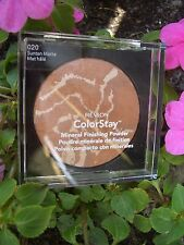 REVLON COLORSTAY MINERAL MARBLEIZED FINISHING FACE POWDER BRONZER, #020 SUNTAN