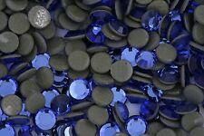 Swarovski 2012 Sapphire  Iron-on, Hot-fix  Rhinestones 1440 pieces  10ss