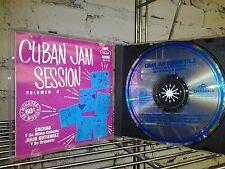Cuban Jam Session Cachao Descargas Vol. 2 CD Cuba