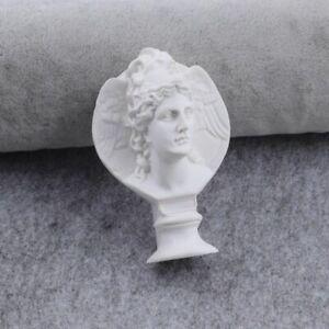 Original Design Mini Plaster Model Broche And Pins Resin Greek Mythology Figures