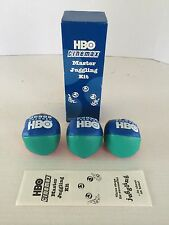 HBO CINEMAX Promotional 1996 MASTER JUGGLING KIT Home Box Office Cinemax Rare