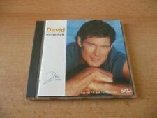 CD David Hasselhoff - Du - 1994 - 14 Songs