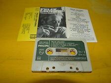 FELIX LECLERC - K7 audio / Audio tape !!! MOI MES SOULIERS !!!