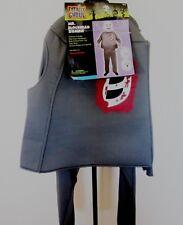 Morph Costume Mr Blockhead Zombie Adult Halloween Is Missing the Headpiece New