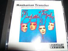 Manhattan Transfer Mecca For Moderns Rare Australian CD – Like New
