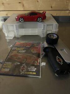 Vintage Rc XMod XMODS Radioshack Rare Jdm Supra Collectible Toys Remote Control