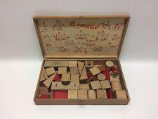 Boîte de jeu ancienne - Castelblor