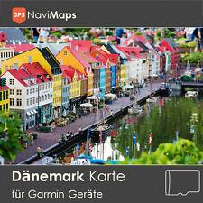 Topo Karte Dänemark Garmin Edge GPSMap Etrex Nüvi Astro Oregon Dakota Montana