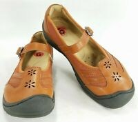 Keen Cush Mary Jane Leather Comfort Womens Shoes Sz 6