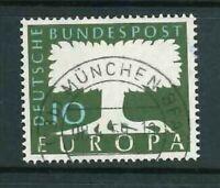 Einmalig schön - Luxus BRD Mi-Nr. 294 zentrisch gestempelt München BPA 1