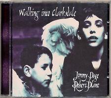 JIMMY PAGE & ROBERT PLANT (Led Zeppelin) Walking Into Clarksdale  CD