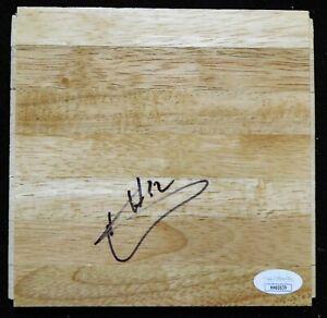 C.J. Watson Chicago Bulls Signed 6x6 Floorboard JSA Authenticated