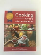 NEW Cooking Guide and Recipe Organizer Hardcover