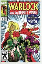 Warlock and The Infinity Watch #2-1992 nm-  Drax Moondragon