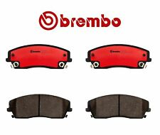 For Chrysler 300 Dodge Challenger Charger Magnum Brembo Front Ceramic Brake Pads