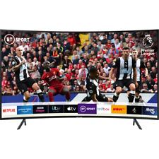 "Amazing Samsung TV UE55RU7300 RU7300 55"" Curved 4K Ultra HD LED NETFLIX HD 3 UK"