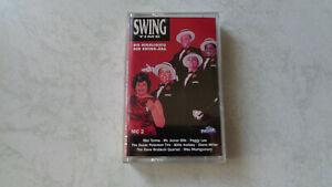 "MC ""DIE HIGHLIGHTS DER SWING-ÄRA"" SWING TIME MC2, Musikkassette"